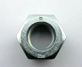 Inch Heavy Hex Nuts Channel Nut With Plastic Wing For Solar ASME/ANSI B18.2.2