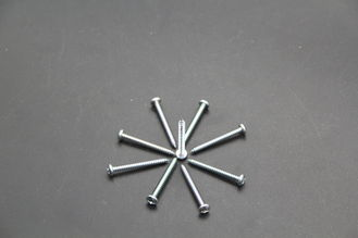 China Stainless Steel Pan Head Self Tapping Screws DIN 7981 For High Speed Rail supplier