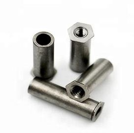 China Steel Blind Hole Hex Head Bolt Pressure Riveting Stud Pem Riveting Nut supplier
