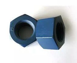 China Inch Heavy Hex Nuts Channel Nut With Plastic Wing For Solar ASME/ANSI B18.2.2 supplier