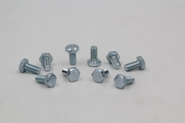 China Anti Theft M5X20 Hex Head Bolt , High Tensile Flange Head Bolts For Wind Energy distributor