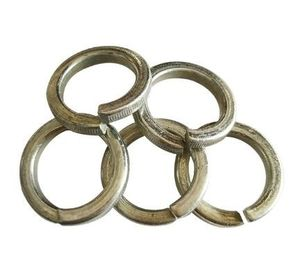 China Machinery Stainless Steel Spring Washers Galvanized Spring Lock Washers distributor