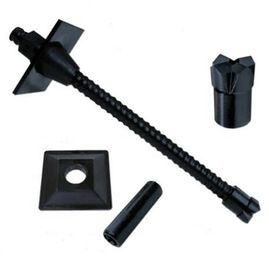 China Mild Steel R38N Self Drilling Anchor Bolt M3x20 Size For Machinery Industry distributor