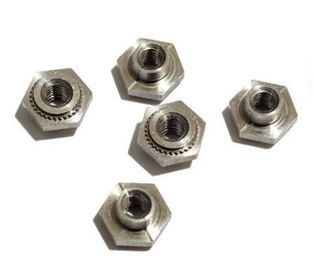 China Types LK LKA LKS Heavy Hex Nuts Self Clinching Self Locking Nut Fastener factory