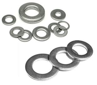China Custom Steel Flat Washers Ring S275Jr Roof Screw Washer Alloy Steel Material distributor